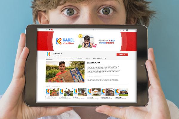 Karel Creativo YouTube